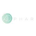 Logo van klant Adphar