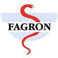 Logo van klant Fagron