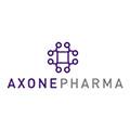 Logo van klant Axone Pharma