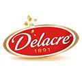 Logo van klant Delacre