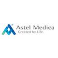 Logo van klant Astel Medica