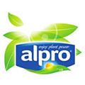 Logo van klant Alpro