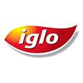 Logo van klant Iglo