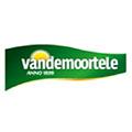 Logo van klant Vandemoortele