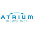 Logo van klant Atrium innovations