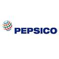 Logo van klant Pepsico