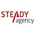 Logo van klant Steady Agency