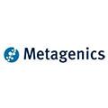 Logo van klant Metagenics